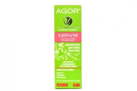 Крем GIOVANE для жирной & проблемной и комби кожи