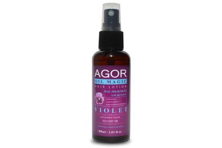 Лосьон для волос «Масло-флюид VIOLET»