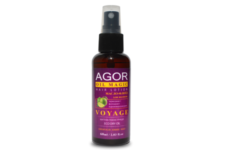 Лосьон для волос «Масло-флюид VOYAGE»