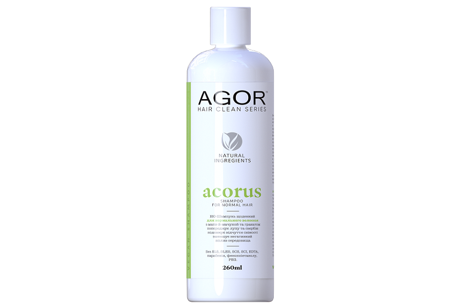 Био-шампунь ACORUS ежедневный для нормального волоса
